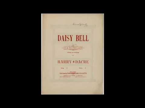 Daisy Bell 1892
