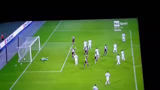Toro-Cosenza gol di Baselli
