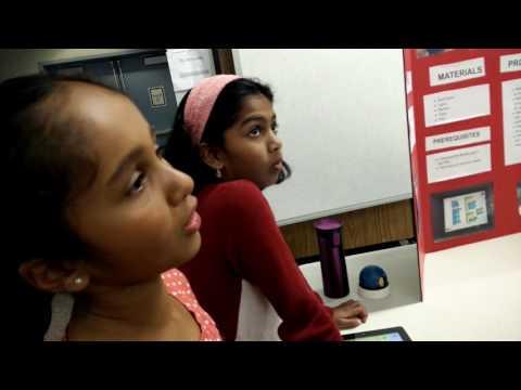 Science Fair in School