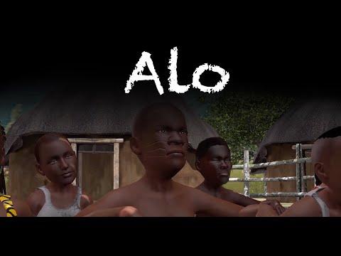 Alo - Ewé pákí (ẹ̀gẹ́)