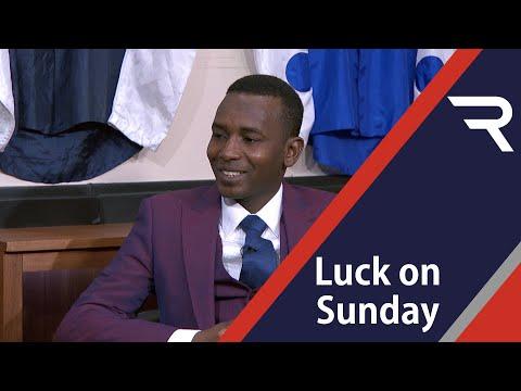 Abdul Musa Adam - Luck On Sunday - Racing TV