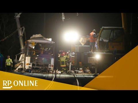 Vier Kinder sterben: Kollision von Schulbus und Zug in Südfrankreich