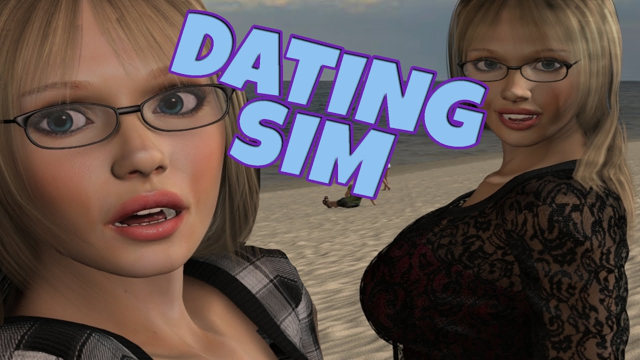 Dating simulator