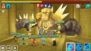 summoners war sky arena gameplay walkthrough cairos dungeon giant s keep b6 for android ios