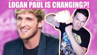 Logan Paul CHANGING?!