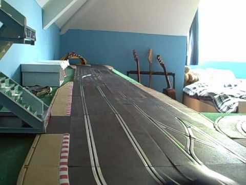 New scalextric digital circuit