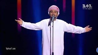 هيثم رافي عماني صاحب لقب مغني هندي يخطف قلوب لجنه التحكيم وجمهور روسي