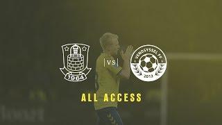 ALL ACCESS: Johan Larssons afskedskamp   brondby.com