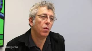 Eric Bogosian Interview:   What was your first awareness that you were a creative person?