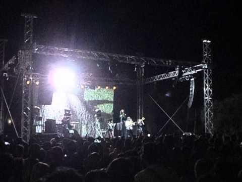 Parov Stelar - Matilda (Live In Patras - Greece - 25th of May 2013)
