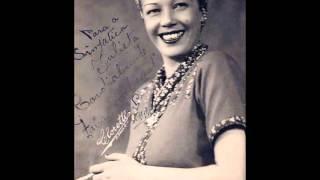 Zaíra Cavalcanti - VOU PEDIR À PADROEIRA - Américo de Carvalho - Ano de 1930