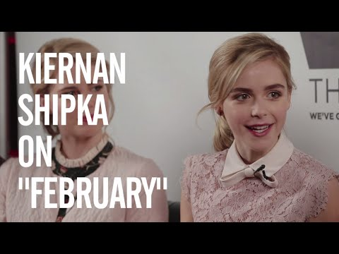 Toronto: Kiernan Shipka on Shooting in BelowZero Weather for Horror Film 'February'