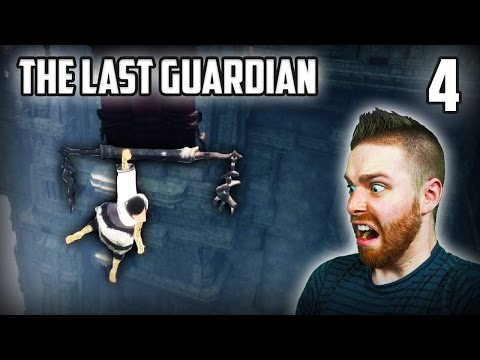 FREE FALLING - The Last Guardian - Episode 4