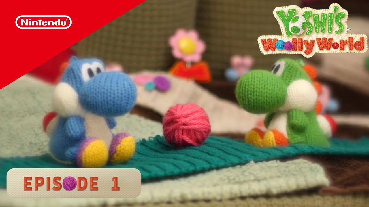 Walkthrough  Yoshis Wooly World Wiki Guide  IGN