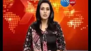 Pakistani news caster پاکستانی نیوز کاسٹر کی گندی باتیں