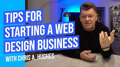 Tips on Starting a Web Development Business #1