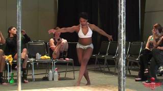 Sabrina Woods' 2011 Miss Georgia Pole Dance Competition Guest Performance