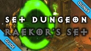 Diablo 3: Set Dungeon - The Legacy of Raekor (Mastery | How To | Patch 2.4)