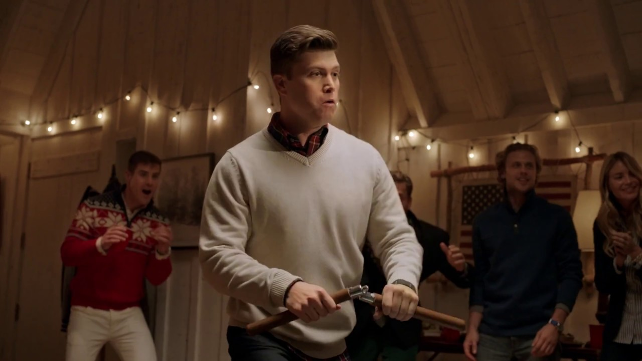 Izod Ad Cliches Explicit With Aaron Rodgers And Colin Jost 60 Youtube