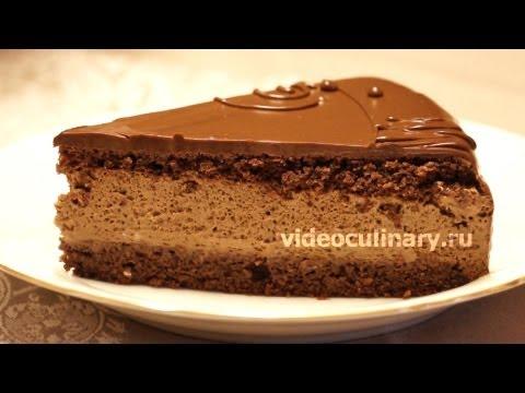 Шоколадный торт Даниэлла - Рецепт Бабушки Эммы