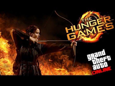 HUNGER GAMES : JOUR 1 (Nouveau jeu) - GTA 5 ONLINE