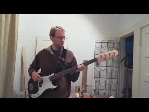 Bill Withers - Ain't No Sunshine - Bass Cover
