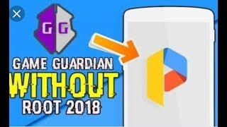 How to install & use Game Guardian without root.