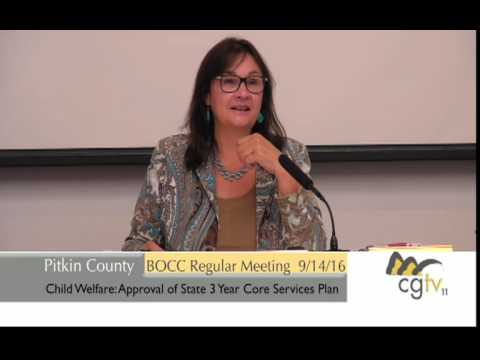 Board of County Commissioners Regular Meeting 09/14/2016