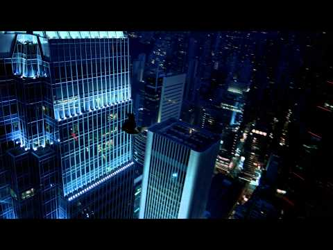 The Dark Knight (2008) - Batman in Hong Kong (HD)