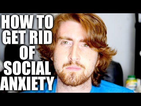 How to get rid of social anxiety! Key tips that will stop acute anxiety problems 4 socially anxious