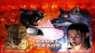 Walkthrough FR l Tekken Tag Tournament l Arcade Armor King