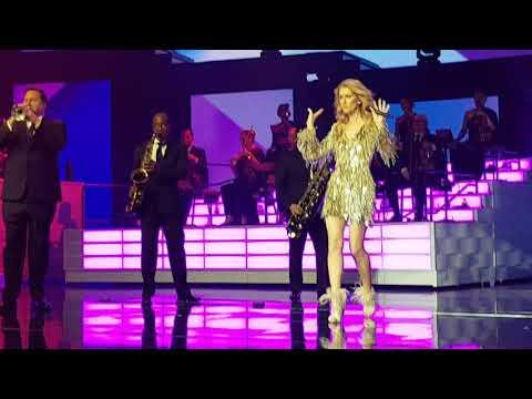 Celine Dion - Prince Medley, Las Vegas on September 27th 2017