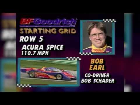 IMSA GTP RoadAmerica 1993 - Piggly Wiggly Grand Prix - July 11, 1993