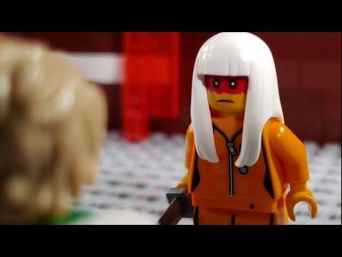 Ninjago Season 12 Lloyd vs Harumi: Scene Recreation