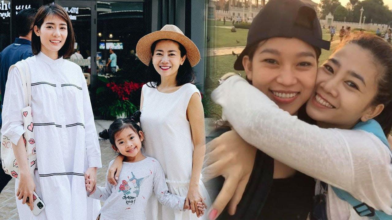 Khoảnh khắc Trương Bảo Như chăm sóc con gái Mai Phương như con ruột,nhìn mà ấm lòng