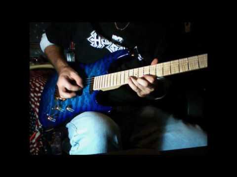 Dokken   -   The Hunter  (solo cover)