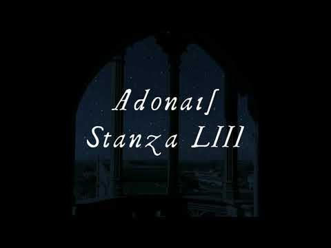 Percy Byshe Shelley - Adonaïs, Stanza LIII