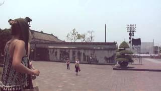 越南皇帝住的順化皇城殿