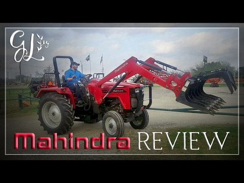 How To Remove A Backhoe From A Mahindra Tractor Doovi