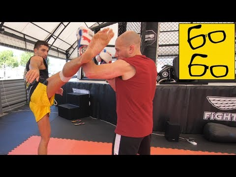 Скачать видеоуроки по тайскому боксу торрент