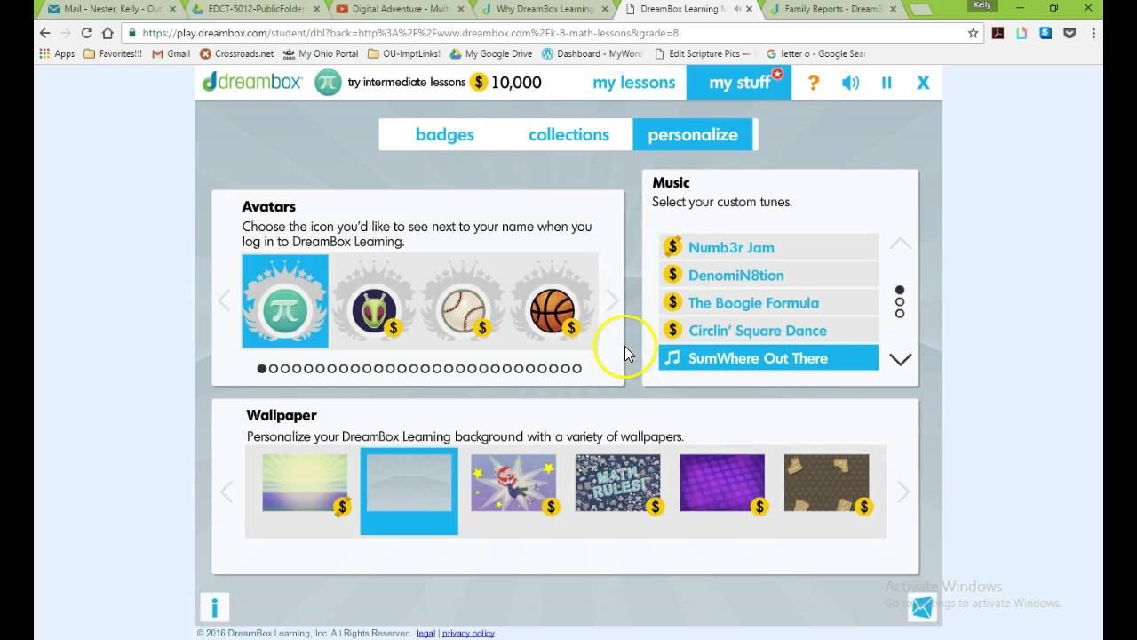 Digital Adventure - Web 3 0 - Dreambox Learning