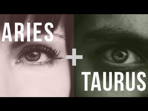 Aries & Taurus: Love Compatibility