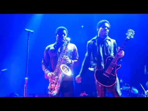 Lenny Kravitz Always on the Run Antwerp 21 11 2014