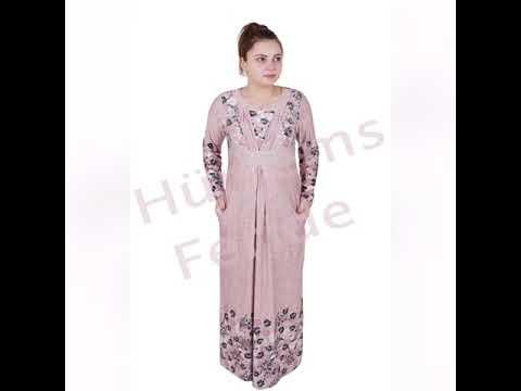 Мусульманская женская одежда (2019)