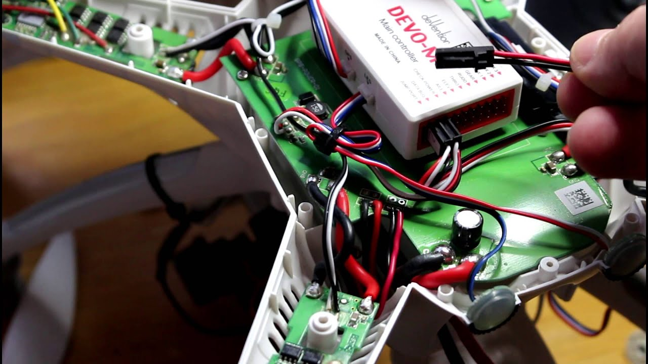 walkera qr x350 pro power for the video transmitter. Black Bedroom Furniture Sets. Home Design Ideas