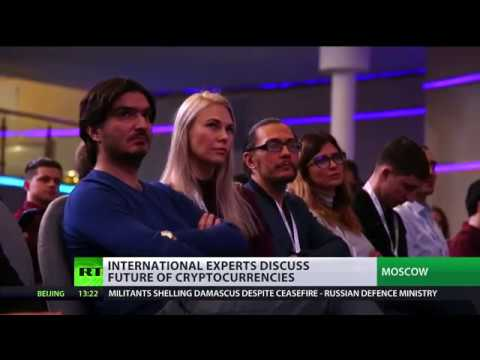 'It's like when America was discovered': Discussing future of crypto & mining at Bitcoin Russia 2018