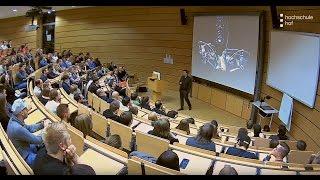 Vortrag Künstliche Intelligenz und Industrie 4 0 Andreas Wagener Hochschule Hof