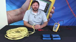Power Prowler DMM, TDR & Cable Fault FInder