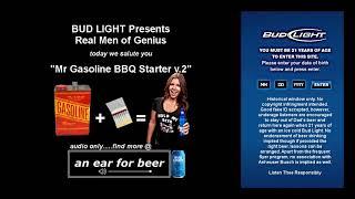 Mr Gasoline BBQ Starter v.2