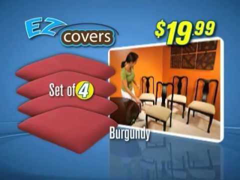Ez Covers The Official As Seen On Tv Commercial Youtube